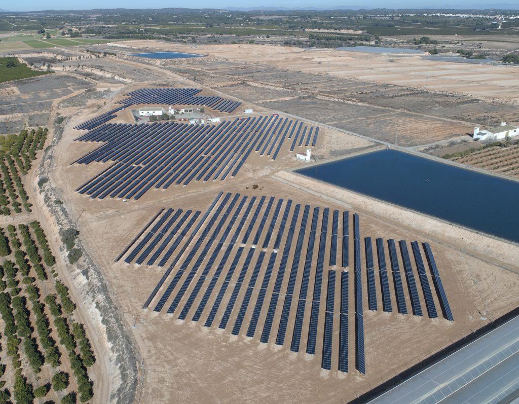 parque fotovoltaico pydesa renovables