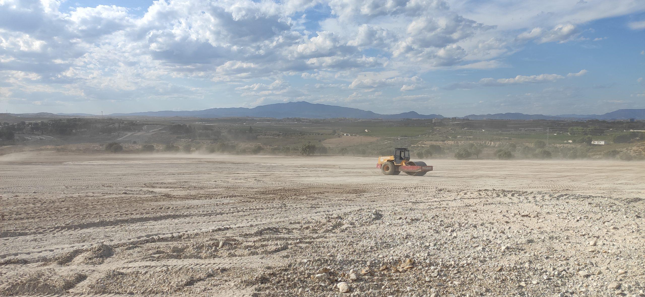 FV Desierto Solar, parque fotovoltaico en Alcantarilla